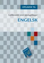 opgaver til gyldendals små opslagsbøger - bog