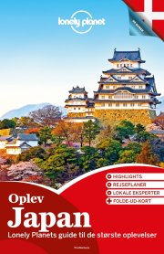 oplev japan  - Lonely Planet