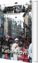 oplev københavn og omegn - bog