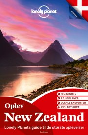 oplev new zealand  - Lonely Planet