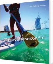 oplevelsesøkonomi - bog