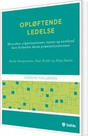 opløftende ledelse - bog