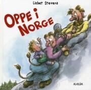 oppe i norge - bog