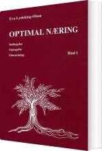 optimal næring indtagelse, optagelse, omsætning - bog