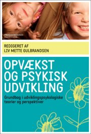 opvækst og psykisk udvikling - bog