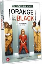 orange is the new black - sæson 1 - DVD