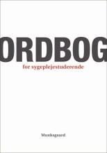 ordbog for sygeplejestuderende - bog