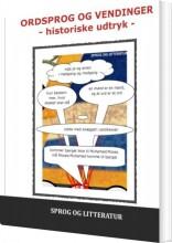 ordsprog og vendinger - bog