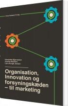 organisation, innovation og forsyningskæden - bog