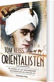 orientalisten - bog