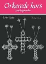 orkerede kors som bogmærker - bog