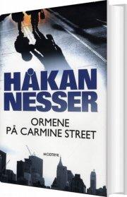 ormene på carmine street - bog