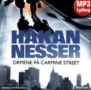 ormene på carmine street - CD Lydbog