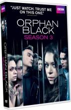 orphan black - sæson 3 - DVD