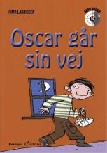 oscar går sin vej - bog