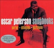 oscar peterson - songbooks - cd