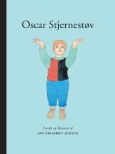 oscar stjernestøv - bog