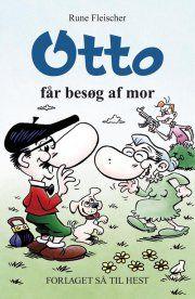 otto får besøg af mor - bog