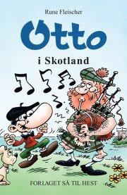 otto i skotland - bog