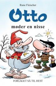 otto møder en nisse - bog