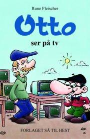 otto ser på tv - bog