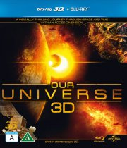 our universe - 3d - Blu-Ray