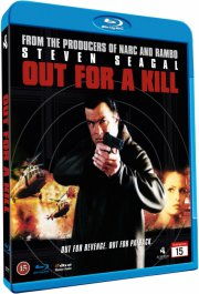 out for a kill - Blu-Ray