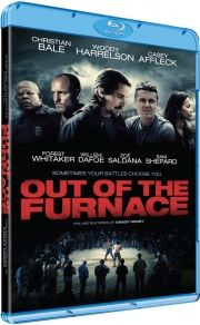 out of the furnace - Blu-Ray