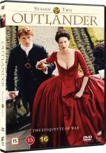 outlander - sæson 2 - DVD