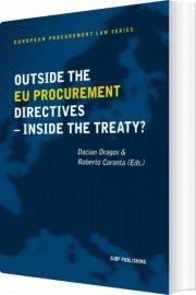 outside the eu procurement law - inside the treaty - bog