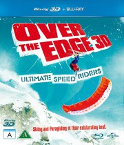 over the edge: ultimate speed riders - 3d - Blu-Ray