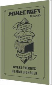 overlevernes hemmeligheder - bog