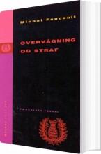 overvågning og straf - bog