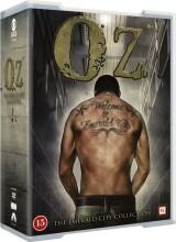oz - sæson 1-6 - emerald city collection - DVD