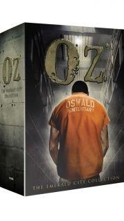 oz - the emerald city - den komplette serie - hbo - DVD