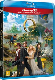oz the great and powerful - 3d+2d - Blu-Ray