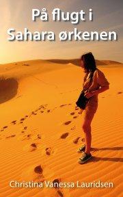 på flugt i sahara ørkenen - bog