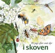 på jagt efter små dyr - i skoven - bog