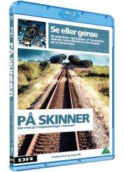 på skinner - kør med på 9 togstrækninger i danmark - Blu-Ray