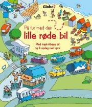 på tur med den lille røde bil - bog