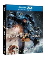 pacific rim - 3d combopack  - blu-ray 3d+blu-ray