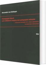 pædagogisk filosofi som reflekteret omgang med pædagogiske antinomier - bog