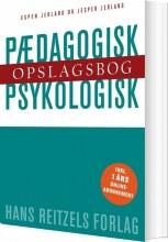pædagogisk-psykologisk opslagsbog - bog