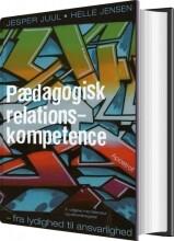 pædagogisk relationskompetence - bog