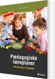 pædagogiske læreplaner - bog