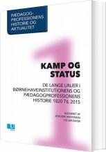pædagogprofessionens historie og aktualitet - bog