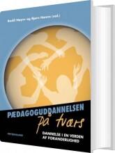 pædagoguddannelsen på tværs - bog