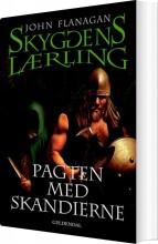 pagten med skandierne - skyggens lærling 4 - bog