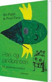 pan og pindprinsen - bog