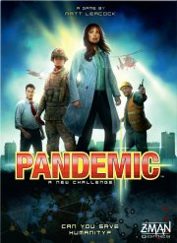 pandemic - Brætspil